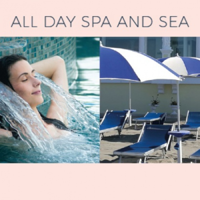 ALL DAY SPA and SEA